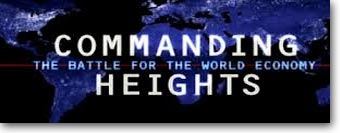 commanding heights part 1 reflection This will be complemented by 50,000 more weekend warriors, salaried but part time soldiers, often recruited from retiring soldiers this will give the capacity for 20 more infantry brigades, good for defensive holding positions.